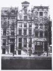 Herengracht 255A (ged.)-259 (v.l.n.r.). Nummer 259 gebouw Noord Holland
