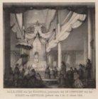 De R.K. Kerk van het Begijnhof, gedurende het 5de eeuwfeest van het Mirakel van …