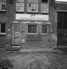 Slootstraat 8-14, het oude fabriekspand  van Brandt Fijnmechanische Industrie
