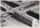 Luchtfoto van de Burgemeester Cramergracht 99-181 (achterzijde), en omgeving gez…