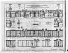 Plan voor een blok van twaalf woonhuizen bestaande uit 48 woningen voor de Algem…