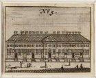 Vooraanzicht van het Huiszitten-Weduwenhof, Karthuizersstraat 61-191 (tot 1986 K…