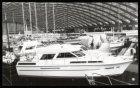 Overzicht van de watersporttentoonstelling HISWA 1982 in de RAI op het Europaple…