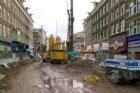 Ferdinand Bolstraat 96 (ged.)-104 (rechts, v.r.n.l.) met bouwwerkzaamheden voor …