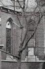 Vondelstraat 120, Vondelkerk, detail gevel en ramen