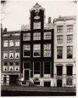 Oudezijds Voorburgwal 125-129 (ged.) (v.l.n.r.). Nummer 125 firma VLC-Garage-Ger…