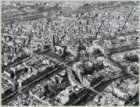 Luchtfoto van de omgeving Raadhuisstraat en Jordaan, gezien naar het noorden