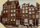 Oude Huizen aan de Heerengracht bij de Leliegracht