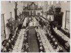 Gemeenschappelijke maaltijd ter gelegenheid van het 250-jarig bestaan van het Ou…