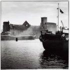 Westerdoksdijk 51, graansilo Segmij, gezien vanaf de pontsteiger over de Oude Ho…