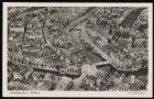 Luchtfoto van de Munttoren, Muntplein