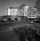 Apollolaan 15, Sociale Verzekeringsbank, gezien vanaf de Stadionweg bij de Hände…
