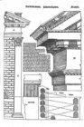 Pagina uit 'Architectura Moderna ofte Bouwingen van onsen tyt' van Hendrik de Ke…