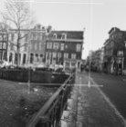 Keizersgracht 89 (ged.) - 95. Rechts Herenstraat 1 - 41 en door de Herenstraat z…