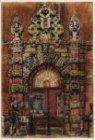 Het poortje van het Athenaeum Illustre