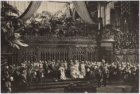 Inhuldiging van Koningin Wilhelmina