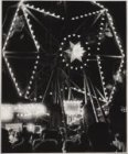Jordaanfestival op de Palmgracht met verlichte reuzenrad