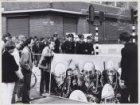 Demonstraties en rellen tijdens inhuldiging koningin Beatrix