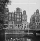 Singel 410 (ged.) -418 (ged.) onderbroken door Wijde Heisteeg 2-6