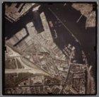 Luchtfoto van omgeving Afgesloten IJ, Westelijke eilanden, Spaarndammerbuurt en …