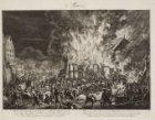 Brand van d''Admiraliteits oude Lijnbanen, enz. enz., voorgevallen den 12 Januar…