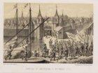 Aanval van de Watergeuzen onder leiding van Kolonel Helling, op de Haarlemmerpoo…