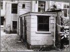 De achterzijde en schuur, Keizersgracht 640