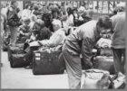 Diefstal van bagage op het Centraal Station