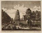 De herberg aan de Malie-baan, op de hoek van de Schager-laan inde Diemermeer buy…