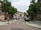 Oleanderstraat 3 t/m 19 (links, v.l.n.r.), gezien vanaf kruising Ranonkelkade