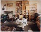 Huiskamer van een overledene zonder familie of vrienden