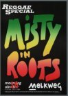 Reggae Special. Misty in Roots, Melkweg