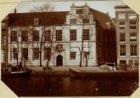 Het voormalig Stedelijk Gymnasium aan het Singel bij de Heiligenweg - Afgebroken