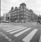 De Lairessestraat 74 - 92 v.r.n.l., links Cornelis Schuytstraat 47 - 55, voorgev…