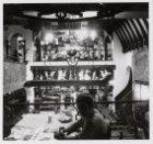 Interieur café-restaurant Brouwers Wapen, Rembrandtplein 41-43