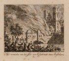Het vernielen van het Slot van Gijsbrecht van Amstel