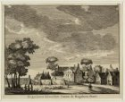 Het Reguliersklooster dat buiten Amsterdam lag ter hoogte van de Keizersgracht e…