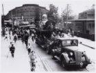 "Tentoonstelling: ""De Trein 1839-1939"", op het Frederiksplein"