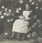 'Vijfentwintigjarig feest van zuster Doosser, hoofdverpleegster'