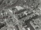 Luchtfoto Nieuwmarkt Lastage