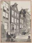 Tweede Lindendwarsstraat 1-7 (v.l.n.r.). Links gedeelte van Lindengracht 191