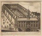 De Beurs van Amsterdam gesticht Ao 1608 en 1613 de eerste maal gebruikt