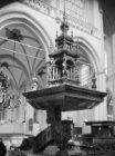Nieuwezijds Voorburgwal 143, Nieuwe Kerk, preekstoel