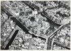 Luchtfoto van de Prinsengracht (midden)en omgeving gezien in noordoostelijke ric…