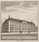 Afbeelding van het Luthersche Diakonie-Besteedeling-Huis