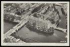Luchtfoto met de Amstel en het Amstel Hotel, Prof. Tulpplein