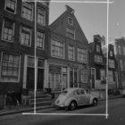 Tweede Weteringdwarsstraat 4 - 12 (ged.) v.r.n.l. met aansluitend rechts een dee…