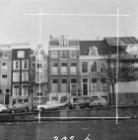 Keizersgracht 653 (ged.) - 661 en aansluitend rechts de zijgevel van Reguliersgr…