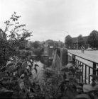 Hildo Kropbrug (brug 419) over het Zuider AmstelkanaaI uit 1932, naar een ontwer…