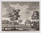 Karthuizers Klooster, buiten de Haarlemmer of Karthuizers Poort. 1602